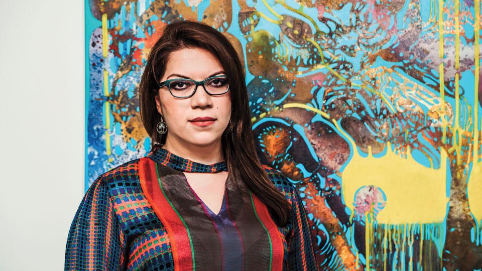 Vian Sora - Iraqi Born Artist